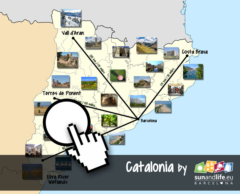 Explore Catalonia: You'll Be Surprised!