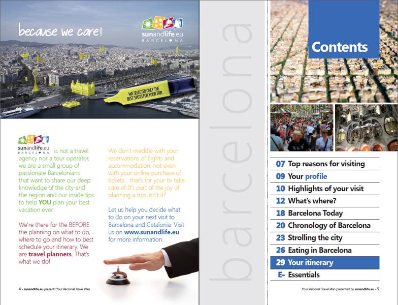 PocketGuide: contents